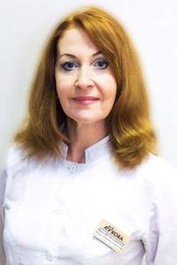 Марина Форат- врач физиотерапевт
