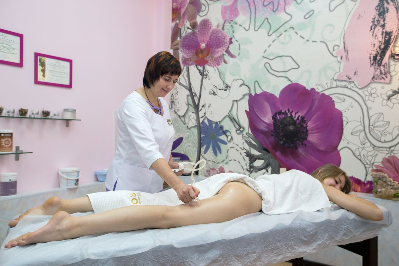 Вакуумный массаж в Омске