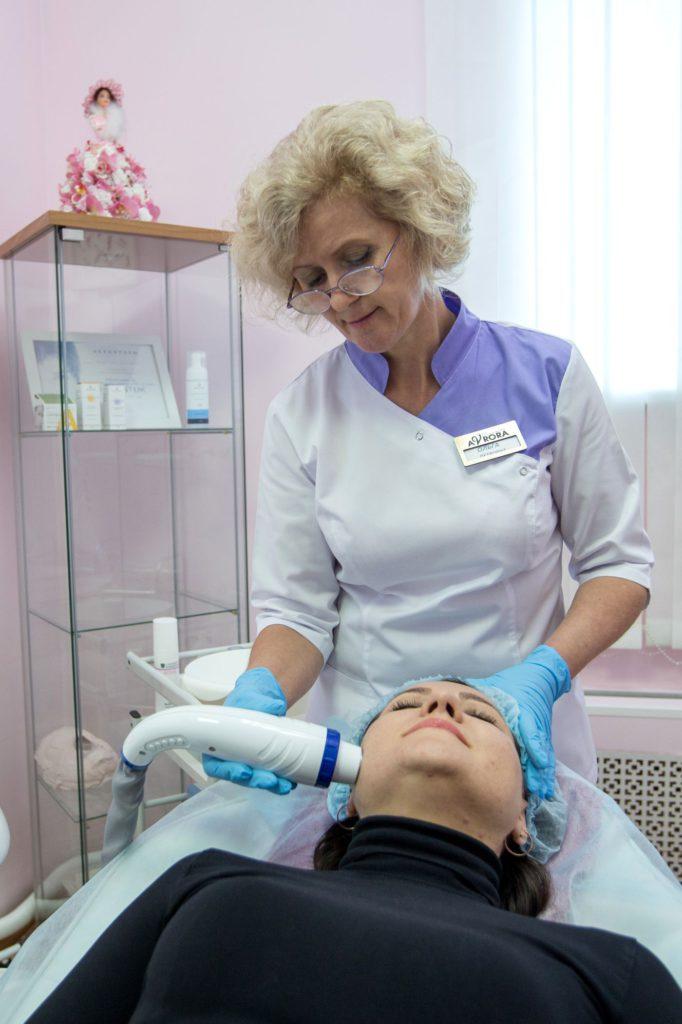 Ультразвуковая терапия в Омске