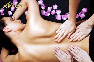 массаж в 4 руки