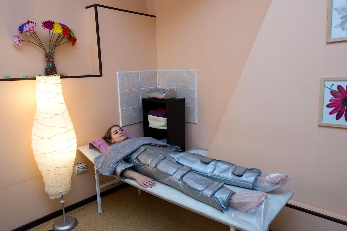 Термотерапия - Инфракрасные штаны